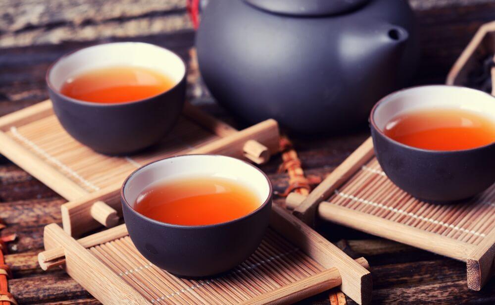 新春消滯茶