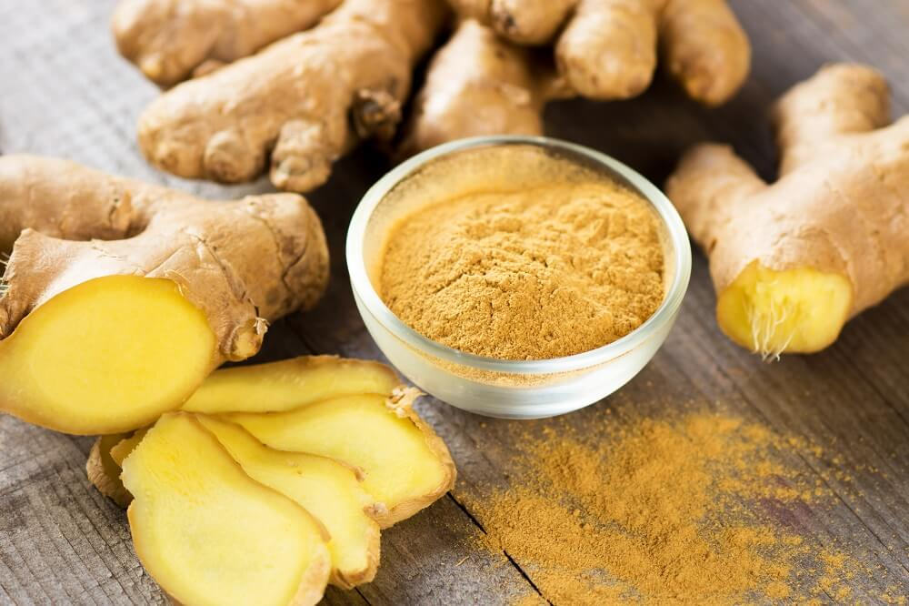 Ginger Helps Strengthen Health